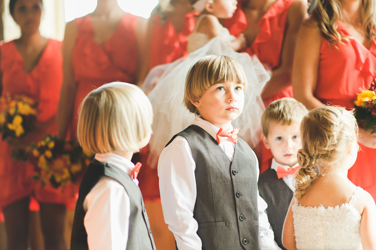 colorado pageboy wedding