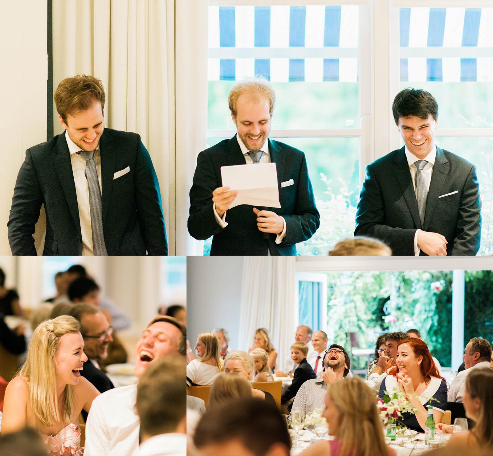 Really Good Wedding Speech