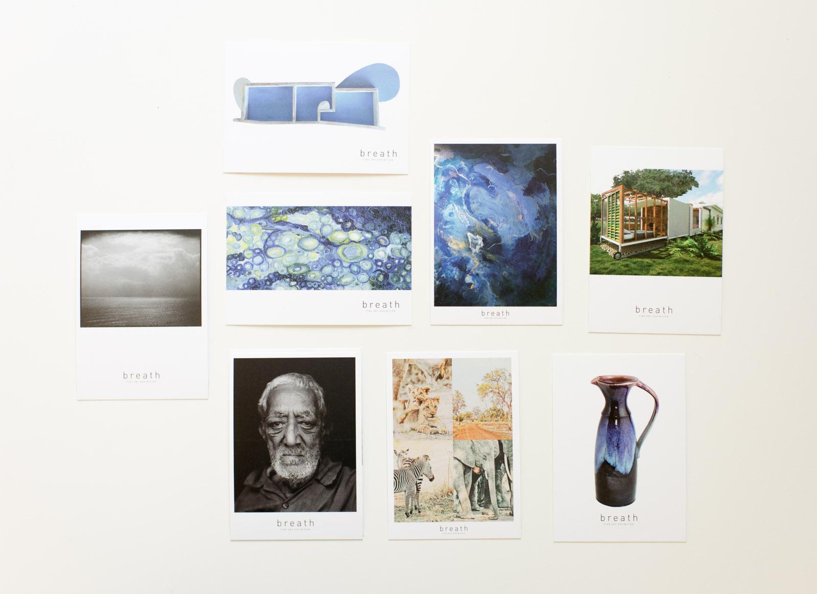 Breath exhibition Joanne Felk Gallery