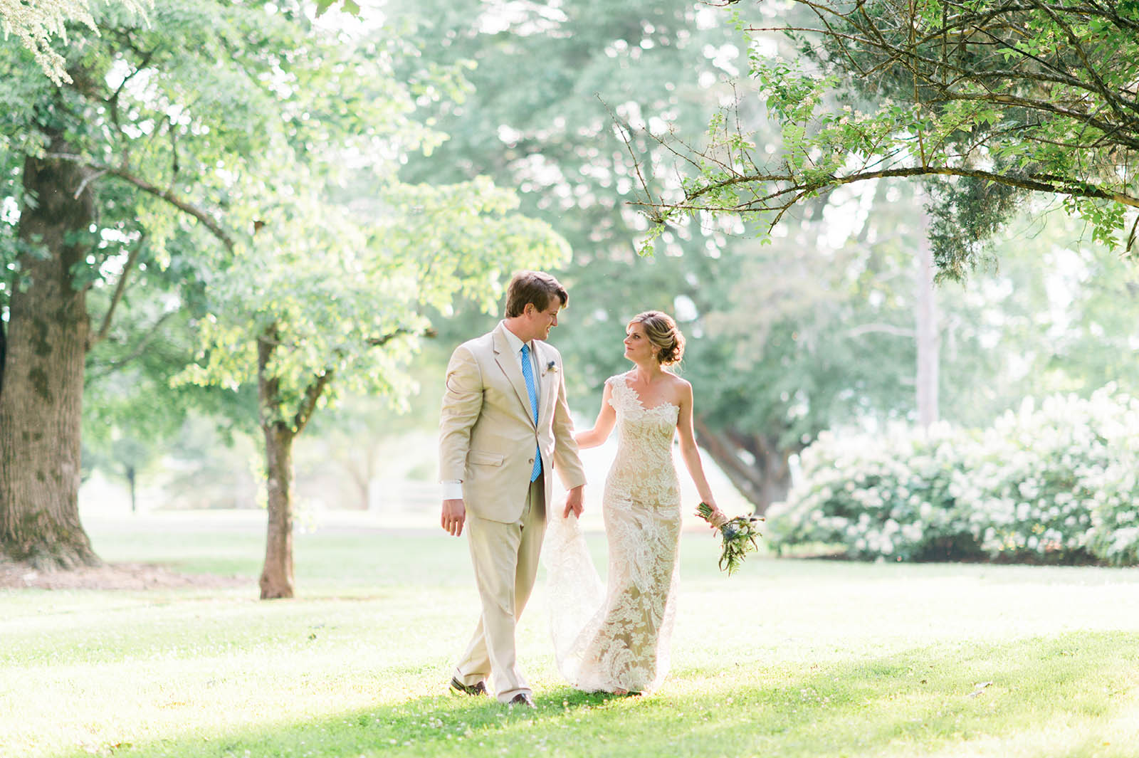 Tennessee wedding photographs