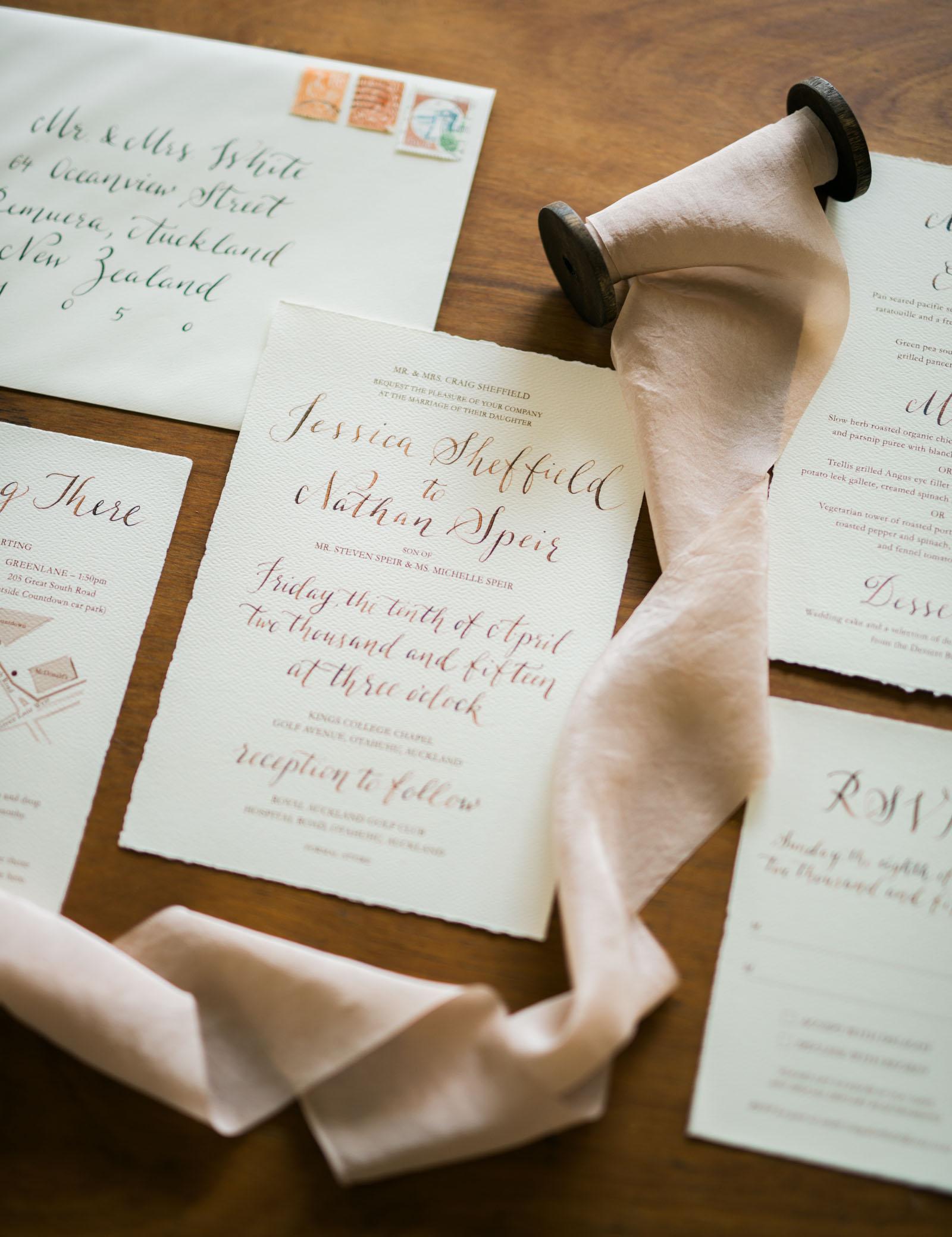 Galina calligraphy