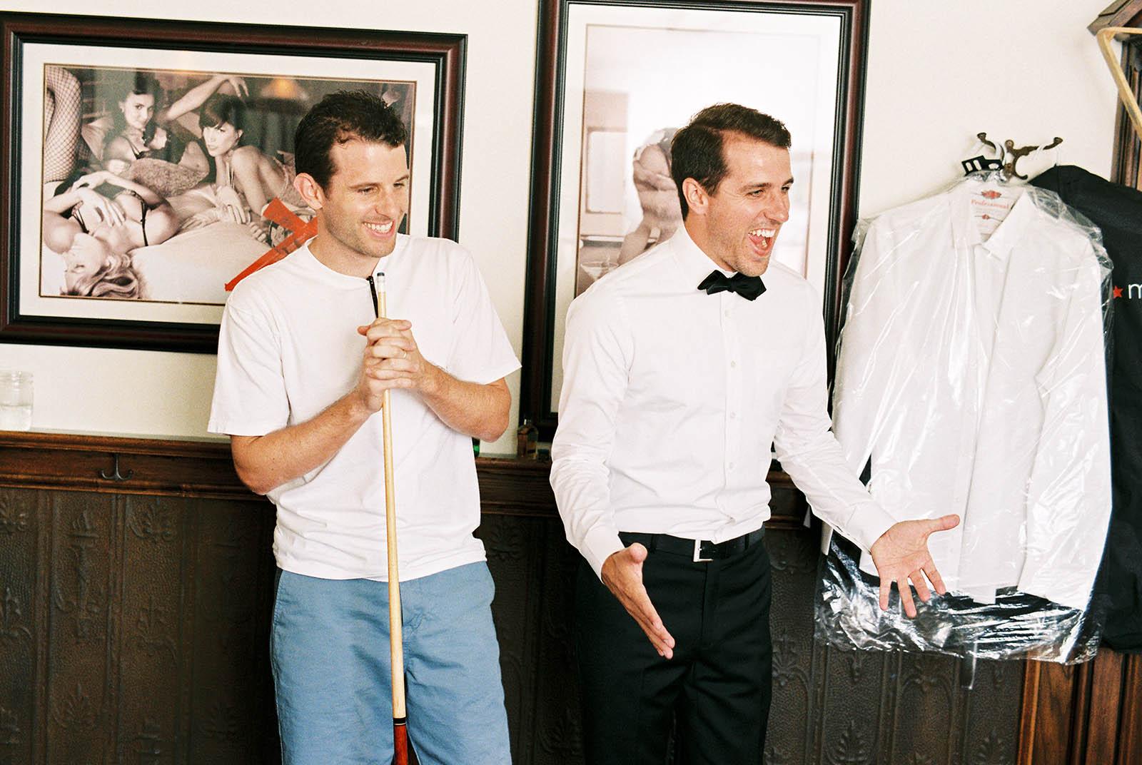 brothers groomsmen