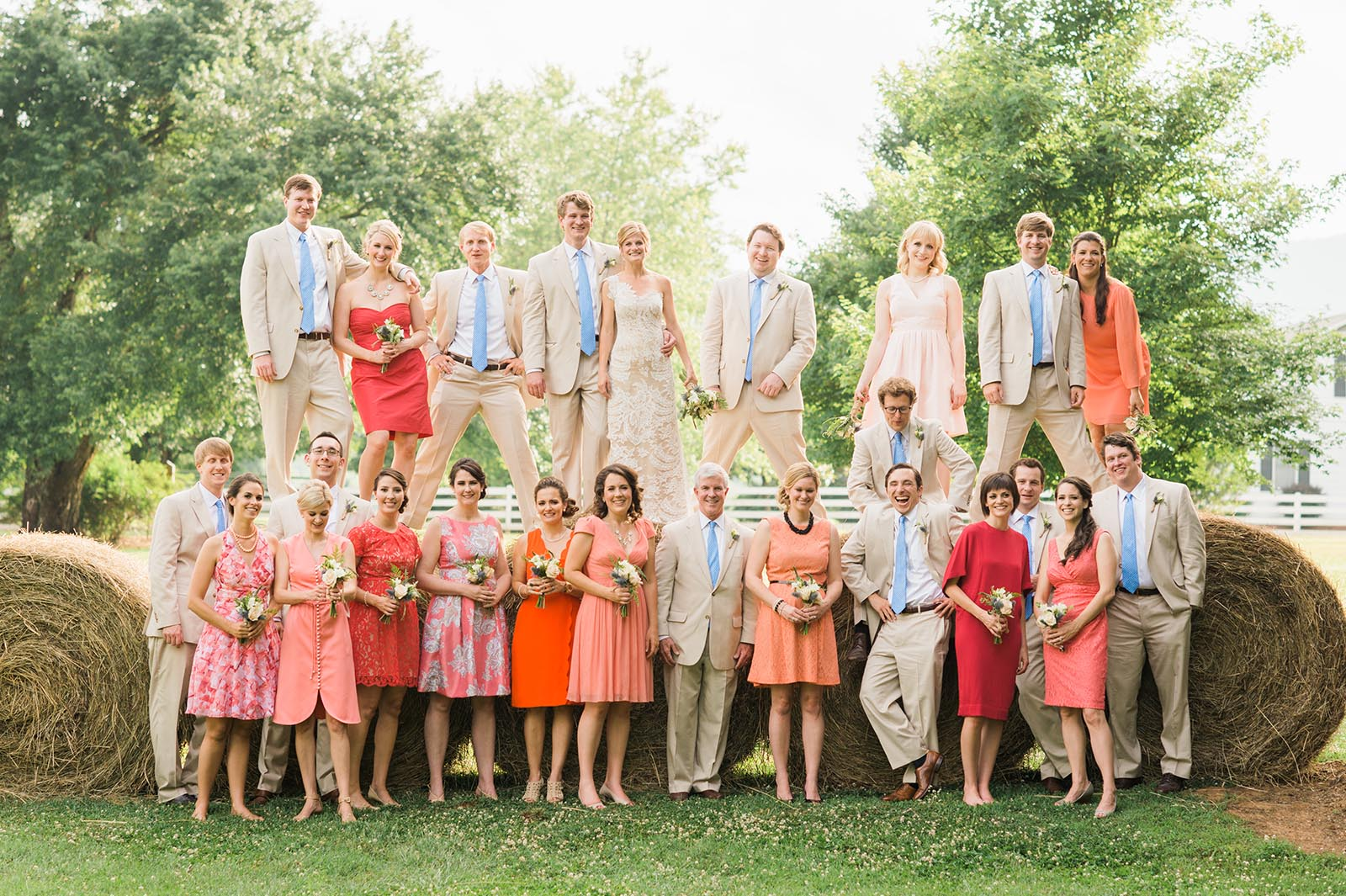 Tennessee Bridal Party
