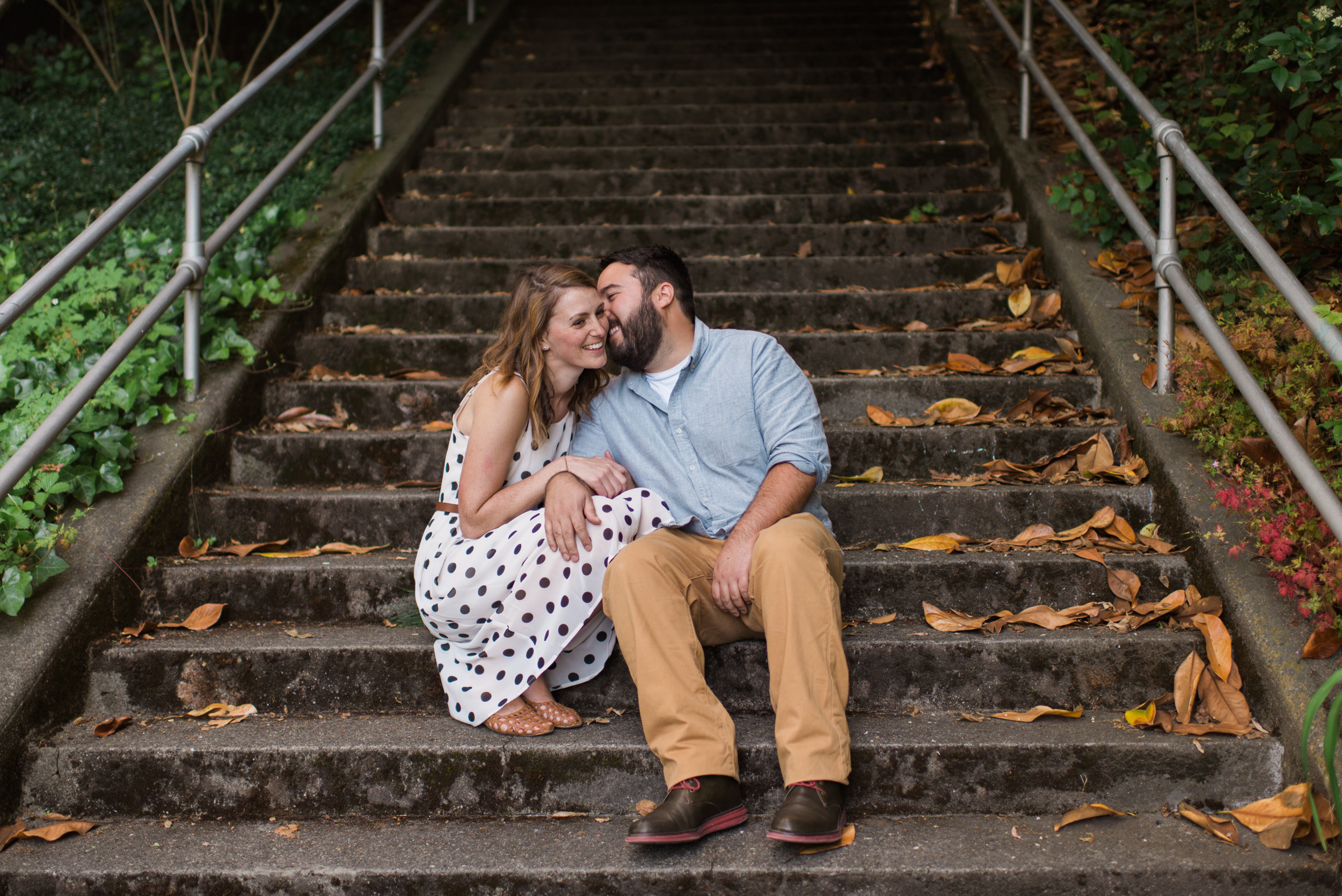 Engagement Session Seattle
