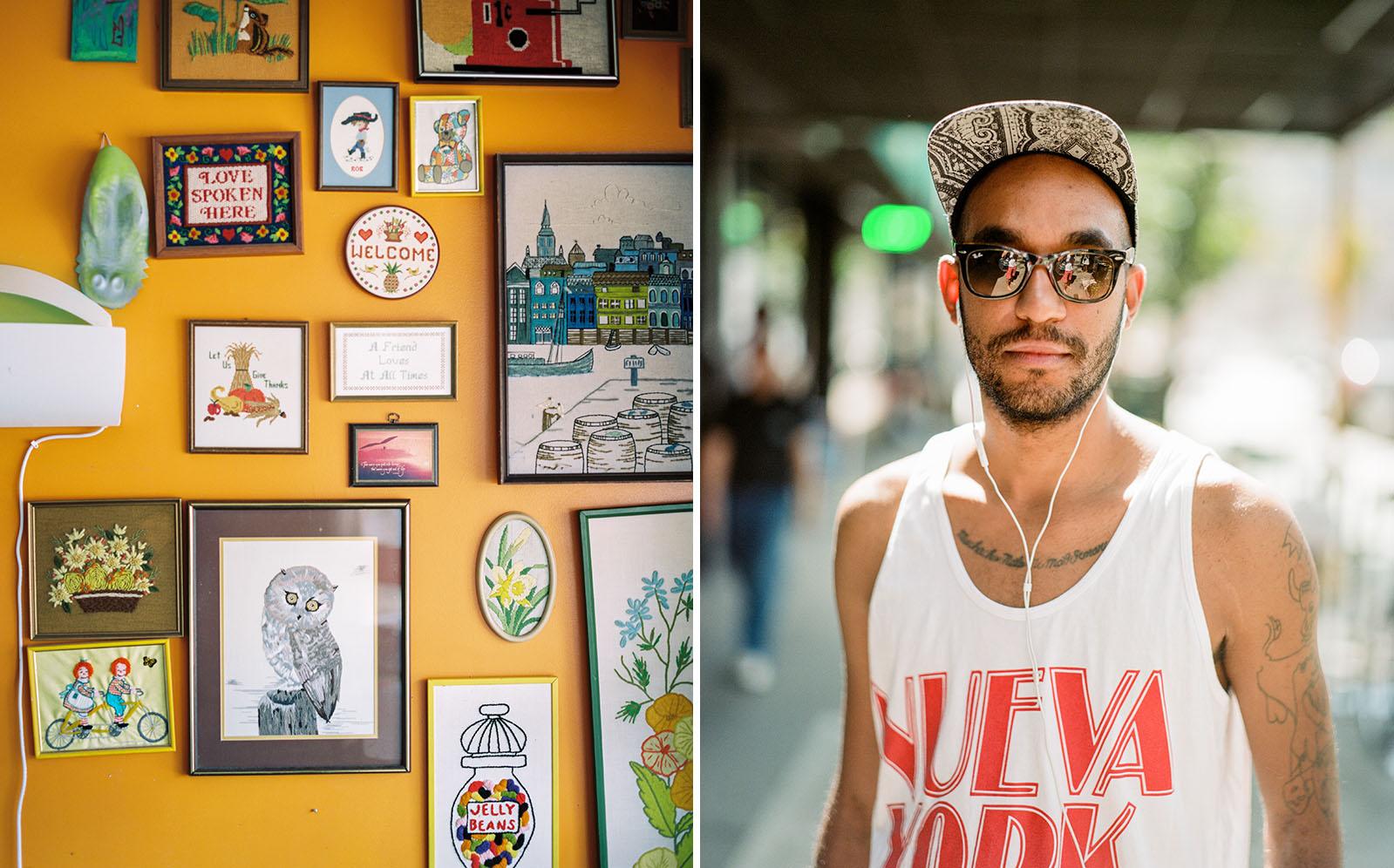 Street Portraits 2014